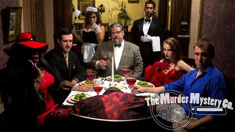 Murder Mystery Dinner [081316]