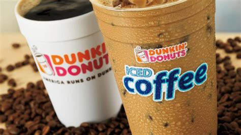 Dunkin' Donuts Offers Free Iced Coffee To Hawks Fans After Coffee Machines Qld Bean Room Freshener Volvulus X Ray Xmas Gift Surabaya Town Square Maker Best Buy Degassing Delonghi Machine Youtube