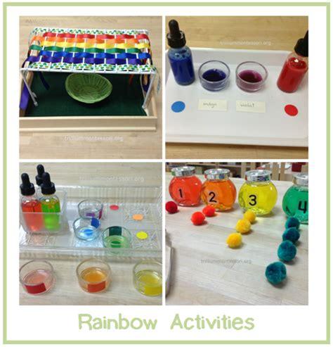 rainbow montessori preschool st s day activities for to do crafty morning 454