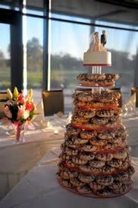 Krispy Kreme Wedding Cake