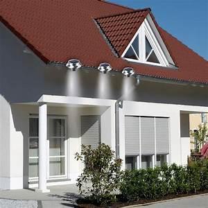 Solar Dachrinnen Leuchten : solar dachrinnen lampen 3er set promondo ~ Eleganceandgraceweddings.com Haus und Dekorationen