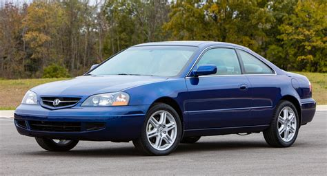 we drive a brand new 2003 acura cl 3 2 type s a fun