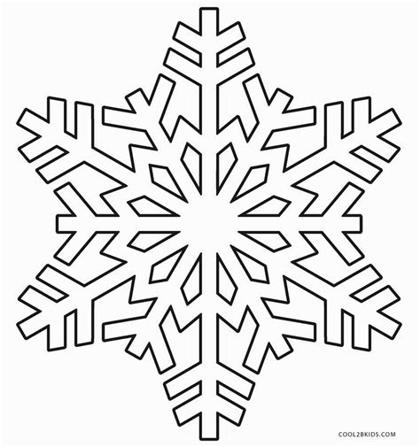 free printable color pages printable snowflake coloring pages for cool2bkids