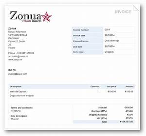 download paypal invoice template pdf rabitahnet With how to create an invoice paypal