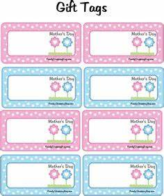 Thank You Gift Tag Template Free Labels Printable Free Mothers Day Labels Templates