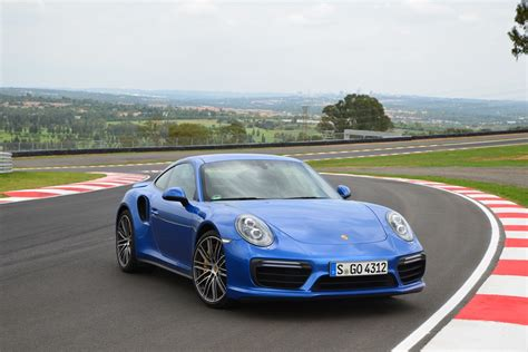 Fuer Die Rennstrecke Der Neue Porsche 911er Turbo by Porsche 911 Turbo Welch Ein Genuss