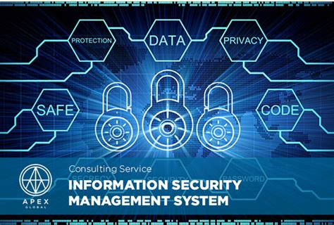 operational strategy information security management system apex global