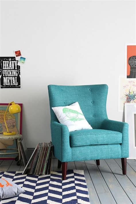 teal living room chair frankie arm chair outfitters armchairs and