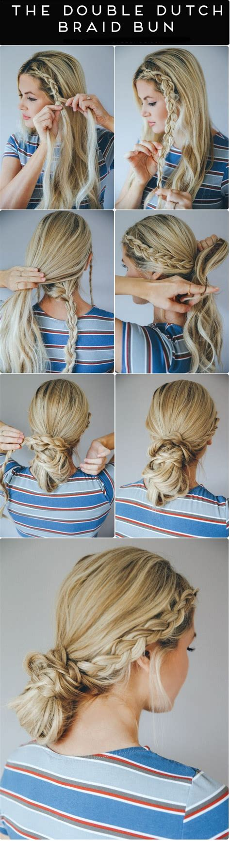 DIY: Quick & Easy 3 Hairstyles You Can Do In Less Than 10