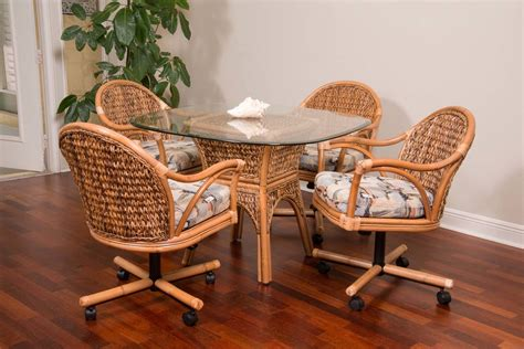 wicker kitchen furniture rattan kitchen chairs inspirations with wicker restaurant