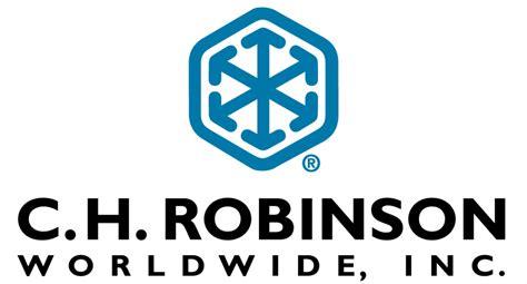 C. H. Robinson Worldwide Logo / Delivery / Logonoid.com