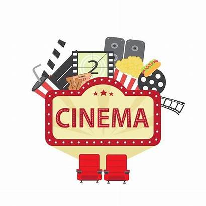 Cinema Movie Icon Entertainment Pelicula Elements Film