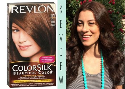 Tips For The Best Results With Box Hair Dye. Revlon