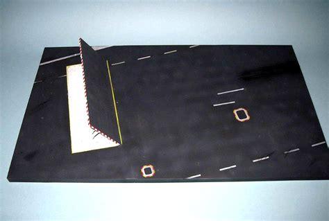 review  navy carrier deck  blast deflector ipms