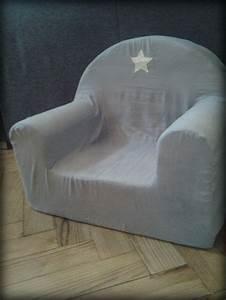 Fauteuil Mousse Fille : fauteuil en mousse ti re lou ~ Teatrodelosmanantiales.com Idées de Décoration