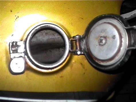 De Rust Gas Tank
