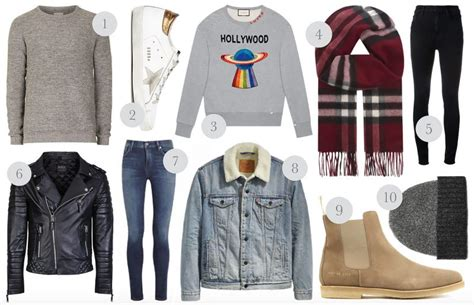 My 10 Autumn Menswear Must Haves
