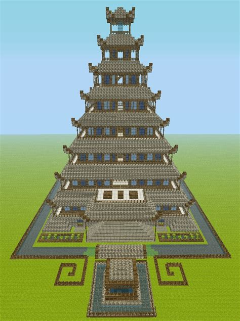 temple   moon minecraft project