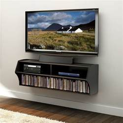 TV Wall Mount with Shelves Ideas
