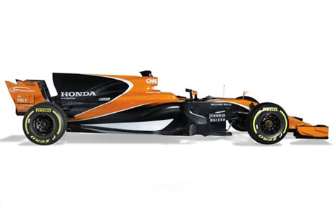 mclaren logo drawing new mclaren f1 racing car gets livery design by the