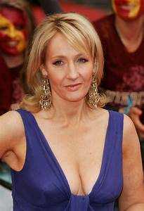 J. K. Rowling Biography, J. K. Rowling's Famous Quotes ...