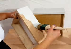 Furnierte Möbel Lackieren Anleitung : m bel selbst lackieren so einfach geht 39 s renovieren pinterest cosas de casa und mam ~ Watch28wear.com Haus und Dekorationen