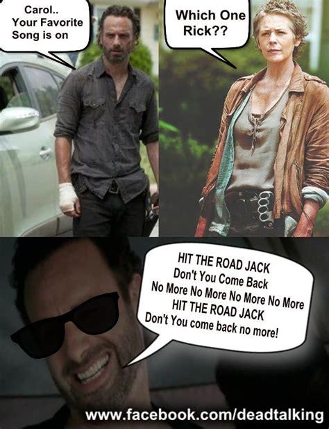 Rick Grimes Walking Dead Funny Memes