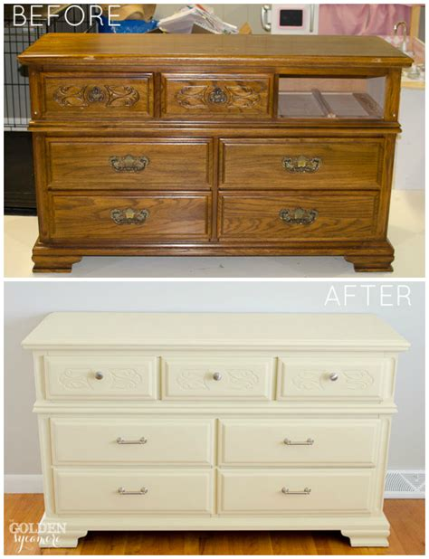 distressed white cabinets how to give furniture a modern look with chalk paint
