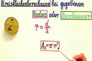 Kreisabschnitt Berechnen : r im kreis so berechnen sie den radius ~ Themetempest.com Abrechnung