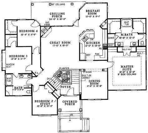 splitlevelfloorplans floor plan   dream house