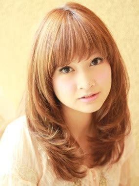 inilah model rambut terbaru wanita jepang