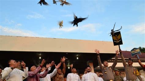 forkopimda kabupaten belitung jaga belitung tetap