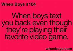 Teenage Quotes About Boys For Girls. QuotesGram
