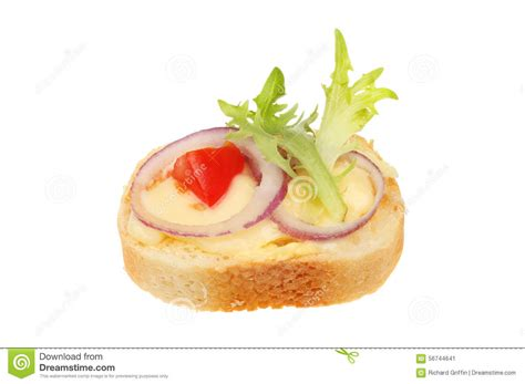 canape stock canape stock photo image 56744641