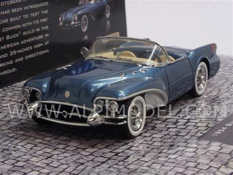 minichamps Buick Wildcat II 1954 (Light Blue Metallic ...