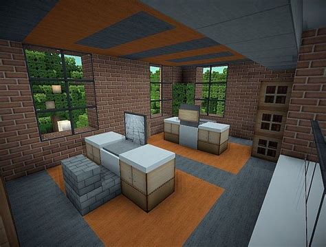 22 Simple Office Furniture Minecraft Yvotube