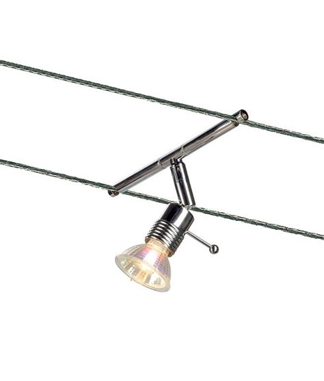 wire track lighting mr16 adjustable tension wire l