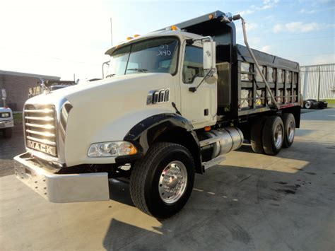 2007 mack granite ctp713 for sale in gulfport ms by dealer