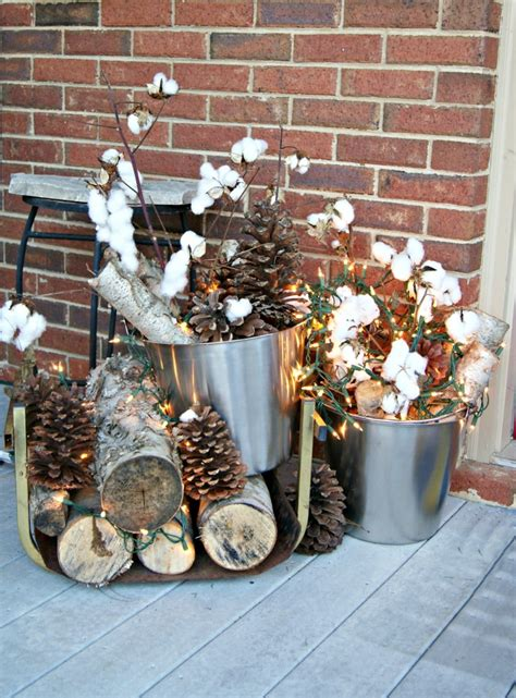 winter outdoor decorating ideas front porch ideas for winter