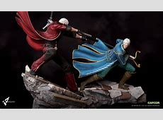 Devil May Cry – Sons of Sparda dioramas – Kinetiquettes