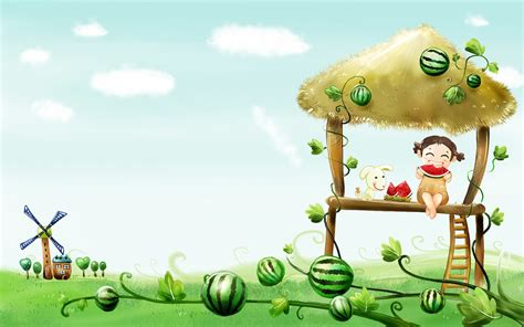 Hd Cartoon Wallpapers For Desktop (45 Wallpapers