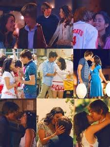 High School Musical 3 Gabriella and Troy