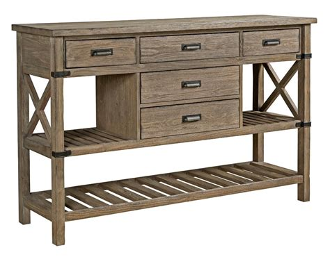 kitchen cabinets outlet rustic weathered gray sideboard with silverware storage by 3149