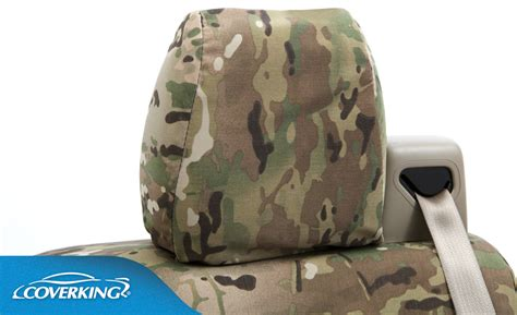 coverking multicam camo seat covers  shipping
