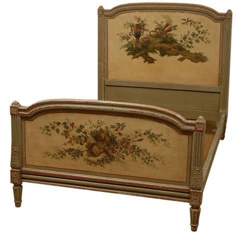 cuna luis xv french painted bed c 1760 louis xv 1stdibs camas