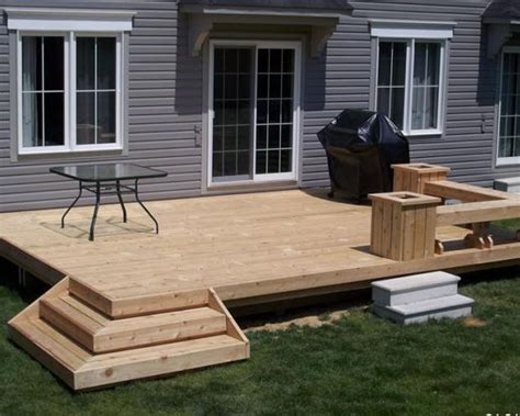 Small Deck Ideas For Townhouses