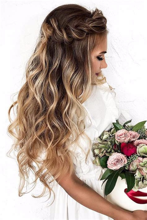 33+ Best Of 40 Wedding Hairstyles For Long Hair That