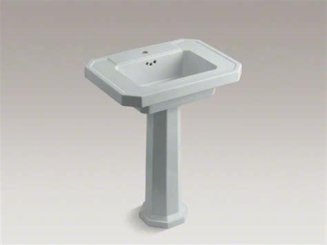 Kohler Bathroom Pedestal Sinks by Kohler Kathryn R Pedestal Bathroom Sink With Single