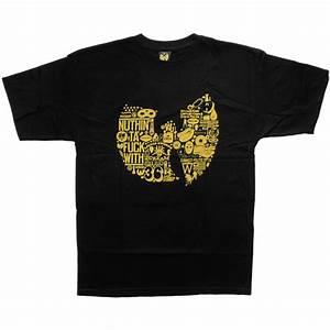 T-shirt Wu-tang - Diagram Tee