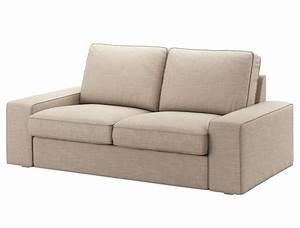 Canapé Ikea 2 Places : test canap kivik avantages et inconv nients ~ Teatrodelosmanantiales.com Idées de Décoration